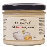 Oak Smoked Mayonnaise from Spain, La Barca